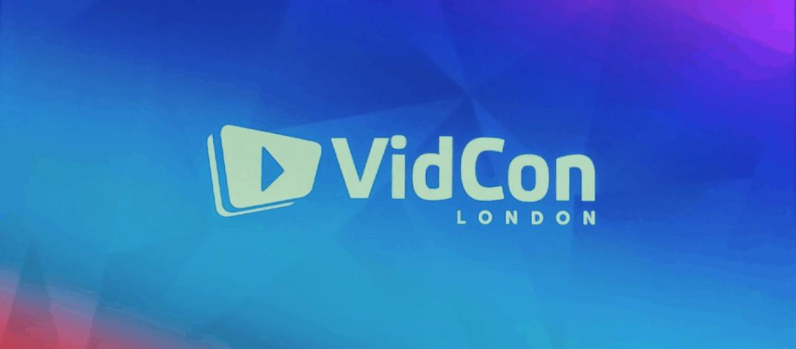 VidCon London expo